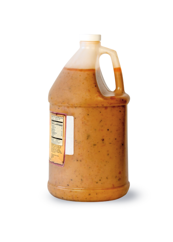 Lemon and Herb sauce Gallon bottle