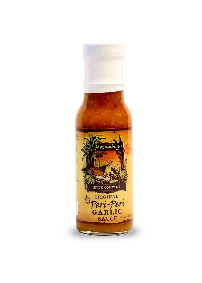 Peri-Peri Garlic Sauce