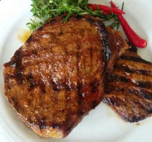 Peri Peri Steak