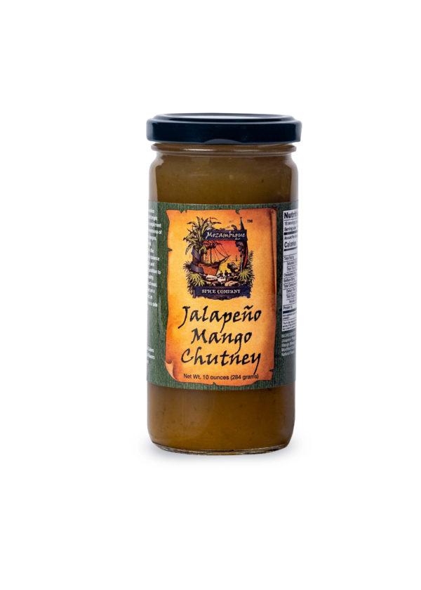 Jalapeno Mango Chutney